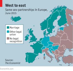 same-sex partnerships in Europe
